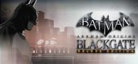 《蝙蝠侠:阿卡姆起源黑门豪华版》PC数字游戏
