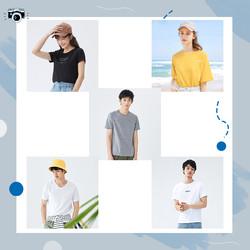 Semir 森马 夏季男/女款T恤