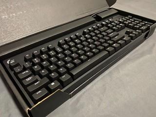 罗技G610这次的设计在我心目中有着很高