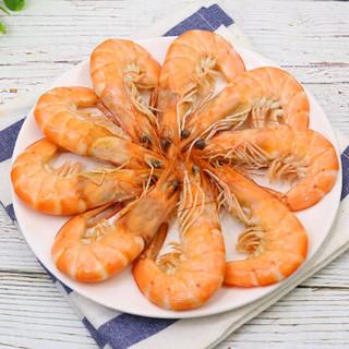 弹指鲜生 厄瓜多尔 鲜活速冻白虾 1.4kg
