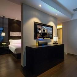 桔子酒店(重庆观音桥店) 商务小套房2晚(含1份早餐) 可拆分