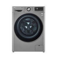 LG FG10TV4 10.5公斤 变频直驱全自动智能滚筒洗衣机 银色