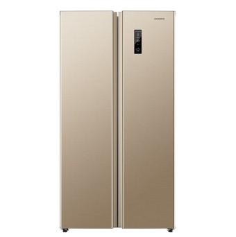 1日0点:Skyworth 创维 BCD-480WP 对开门冰箱 变频 478L 金色