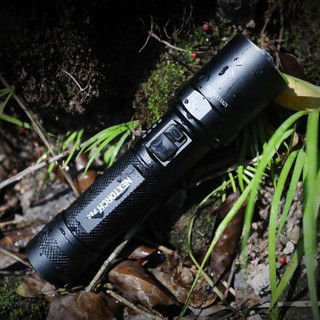 NEXTORCH纳丽德P80战术泛单警勤务强光手电EDC户外小手电筒迷你防水18650电池 P80标配