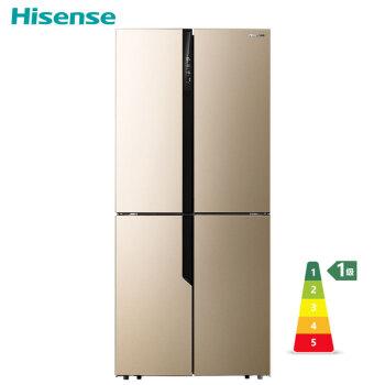 Hisense 海信 BCD-459WTDVBPI/Q 十字对开门冰箱 459升