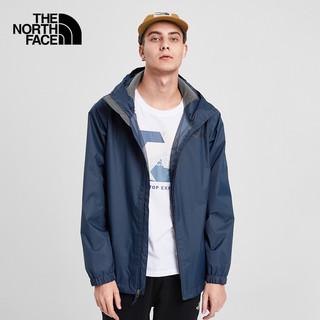 THE NORTH FACE 北面 男士冲锋上衣 4NFE 蓝色 M