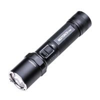 NEXTORCH 纳丽德 P80 强光手电筒 1300流明 黑色