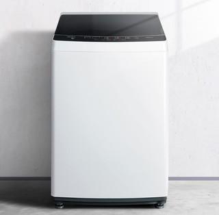 Midea 美的 随心洗系列 MB80ECO 波轮洗衣洗 8kg 极地白