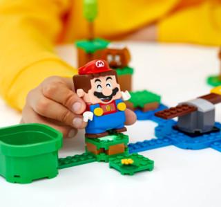 LEGO 乐高 超级马里奥系列 71360 冒险入门套组