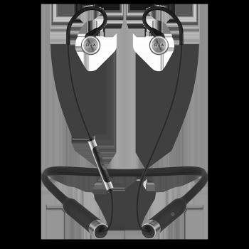 RHA MA750 Wireless 无线蓝牙耳机 挂脖式 黑色