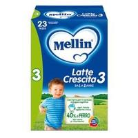 Mellin 美林 婴幼儿配方奶粉 3段 800g *4件