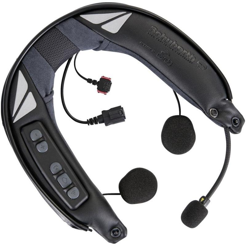 德国Schuberth舒伯特C3 PRO/E1头盔通讯系统带蓝牙功能通讯设备