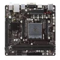 BIOSTAR 映泰 X470 ITX迷你小板