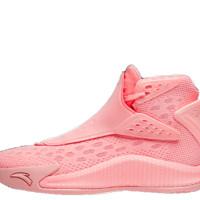 ANTA 安踏 汤普森KT5 男士篮球鞋 112011101-6 粉色
