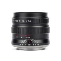星曜 55mm f/1.8 全画幅 手动定焦 微单镜头
