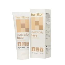 HaMilton 汉密尔顿 日常防晒面霜 SPF50+ 75g