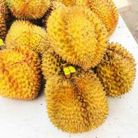 京东PLUS会员 : 鲜果妈妈  泰国进口金枕头榴莲 净果4-5斤