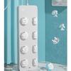 优贝仕 儿童防触电插座保护盖 精装12枚