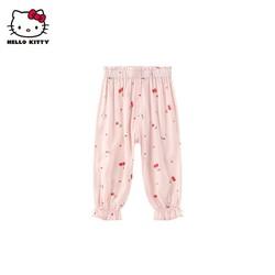 Hello Kitty 凯蒂猫 女童灯笼裤