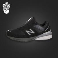 New Balance 990v5 NB女子运动鞋 透气复古美产慢跑鞋