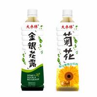 大参林 金银花植物凉茶饮料500ml*5支装