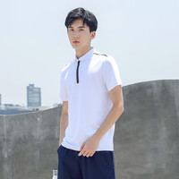 ULEEMARK 男珠地运动休闲POLO衫+凑单品+凑单品