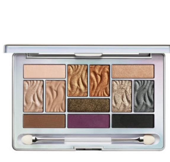 PHYSICIANS FORMULA 12色亮泽修容眼影盘 15.6g Sultry Nights