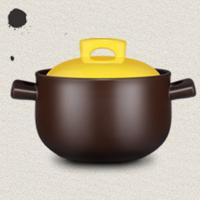 嘉炖  陶瓷煲汤砂锅 1.5L