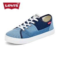 Levi's 李维斯 227827733150 男女款系带帆布鞋