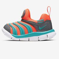Nike耐克男女宝宝婴童DYNAMO FREE (TD)毛毛虫童鞋343938 343938-808 10C