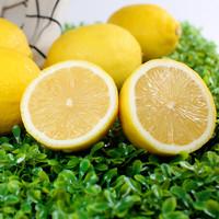 果焰 四川黄柠檬 5斤