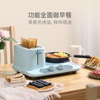 煎蛋烤吐司一机搞定 smart懒人早餐机