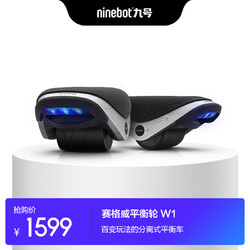 Ninebot九号赛格威酷玩平衡轮分离式双脚电动平衡车 小米生态链