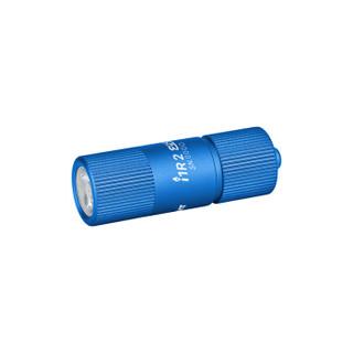 OLIGHT傲雷i1r 2迷你小型手电筒便携式钥匙扣充电式照明灯手电 地球蓝 义卖款