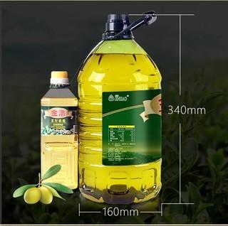 JINHAO 金浩 茶籽橄榄调和油 5L+500ml
