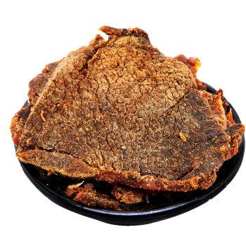 热带鱼 牛肉干 香辣味 500g