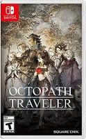 switch游戏卡带 数字版 八方旅人 Octopath Traveler