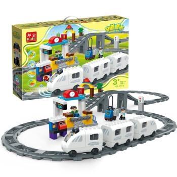 BanBao 邦宝 9723 儿童积木拼插玩具 新能源高铁