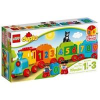 LEGO 乐高 DUPLO 得宝系列 10847 数字火车