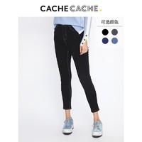 CacheCache 黑色牛仔裤