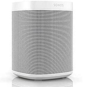 [预售]SONOS OneSL 家用智能音响 无线音箱环绕低音炮闹钟 非蓝牙
