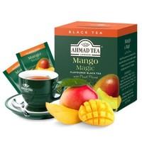 AHMAD 亚曼 芒果味 红茶 英式茶 2g*10包