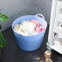 MIMIHUA/蜜蜜花   塑料脏衣篮  收纳桶   12L
