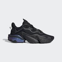 TORSION X 经典运动鞋 1号黑色/夜金属灰(FV4551)
