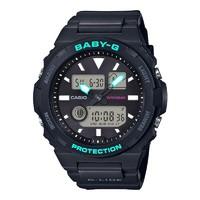 历史低价、考拉海购黑卡会员:CASIO 卡西欧 BABY-G系列 BAX-100-1APR 女款运动手表