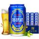 黄鹤楼1981啤酒8度 苦荞啤酒金荞330ml*24听装整箱 *2件 79.8元(合39.9元/件)