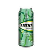 BREEZER 冰锐 朗姆预调酒 罐装青柠味 330ml *14件