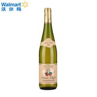 安克 法国进口 白葡萄酒 琼瑶浆半甜白葡萄酒 750ml 12.5%vol
