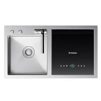 Westinghouse 西屋电气 WQP8-G1 水槽洗碗机 8套
