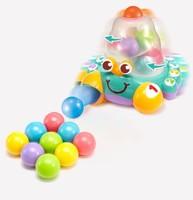 AUBY 澳贝 461592 儿童多元智能玩具 疯狂数字认知蟹+凑单品